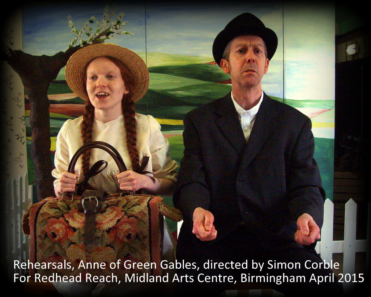 Simon Corble's production of Anne of Green Gables